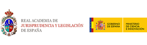 Resultado de imagen de símbolo de la real academia de jurisprudencia y l